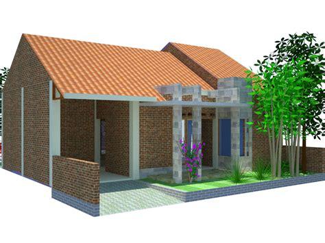 arsitektur  imem rumah hemat sehat  ramah lingkungan
