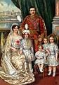 Emperor Karl I :: Schloss Schönbrunn Schoenbrunn Palace