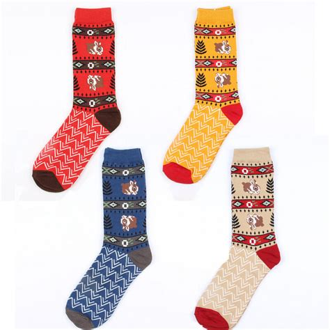 colorful dress socks mens colorful socks jyinstyle mens cotton colorful