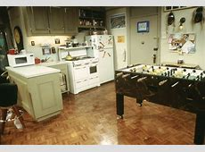 Chandler and Joey's apartment Friends Central Fandom