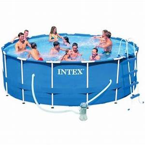 Hors Sol Piscine Intex : piscine hors sol pas cher achat vente sur irrijardin ~ Dailycaller-alerts.com Idées de Décoration
