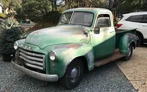 Short Box Conversion  1950 Gmc Truck