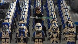 New Lego Star Wars 501st Clone Army (2014) Update - YouTube