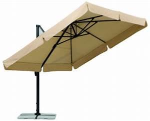 ampelschirm rechteckig alle sonnenschirm modelle im test With französischer balkon mit ampel sonnenschirm 350 cm