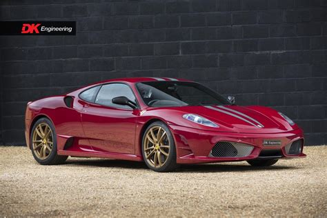 Rosso Mugello Ferrari 430 Scuderia For Sale At £204,995 In