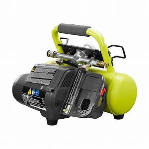 Ryobi Portable Air Compressor 1 Gallon 18