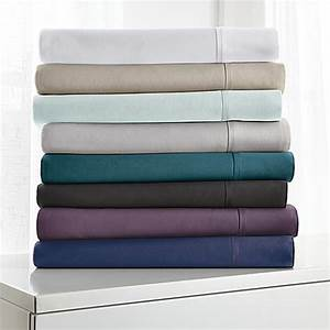 Canadian living luxury rayon from bamboo and cotton blend for Bamboo cotton sheets bed bath beyond