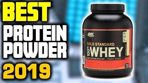 5 Best Protein Powders in 2019 | Bodybuilding Gold