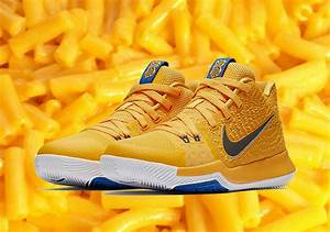 Nike Kyrie 3 Mac And Cheese Kids Exclusive