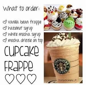 Starbucks Cupcake Frappe | Starbucks | Pinterest | My ...