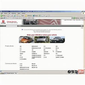 Citroen Service Box 2014  Citroen Car Parts