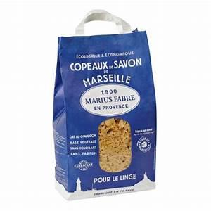 Savon De Marseille Fabre : copeaux savon de marseille 1kg marius fabre acheter sur ~ Dailycaller-alerts.com Idées de Décoration