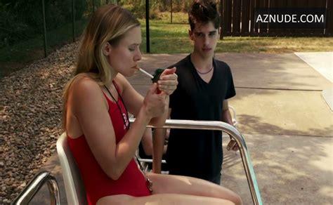 Kristen Bell Sexy Scene In The Lifeguard Aznude