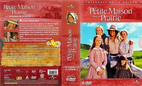 jaquette dvd de la maison dans la prairie saison 2 coffret cin 233 ma