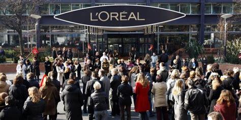 siege social loreal les salariés de l 39 oréal réclament du quot pognon quot à agon