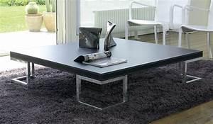 Table Basse Grande Taille : table basse grande taille table basse vitrine trendsetter ~ Teatrodelosmanantiales.com Idées de Décoration