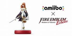 Celica Fire Emblem Collection Nintendo