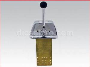 Marine Engine Control  Single Lever  Teleflex Morse Type