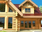 Montague Log Home Pictures