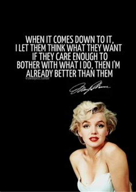 Marilyn Meme - 1000 images about quotes on pinterest marilyn monroe marilyn monroe quotes and memes