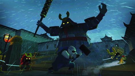 Mini Ninjas 2009 Video Game