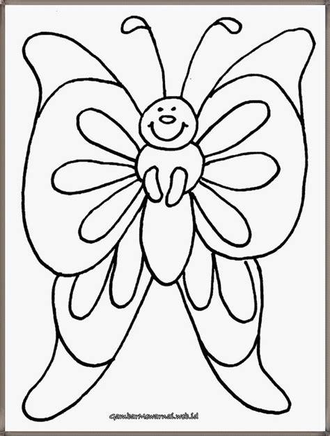 gambar mewarnai binatang kupu kupu rylie birthday