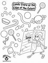Coloring Toy Pages Grocery Pdf Story Getdrawings Getcolorings Printable sketch template