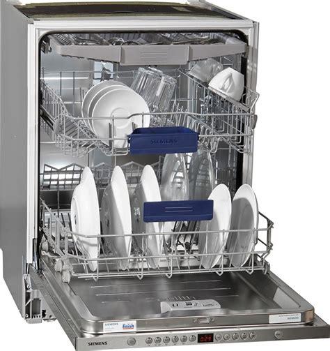 spülmaschine 60 cm vollintegrierbar siemens iq500 geschirrsp 252 ler 60 cm vollintegrierbar sn66p082eu einbau ger 228 te geschirrsp 252 hler