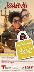Verkaufsoffener Sonntag Konstanz : treffpunkt konstanz der verkaufsoffene sonntag am 14 oktober treffpunkt konstanz ~ Orissabook.com Haus und Dekorationen
