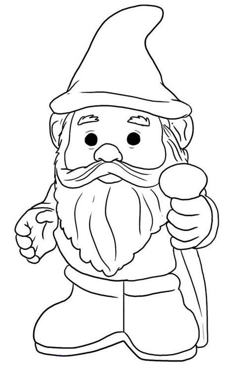 santa lucia coloring page