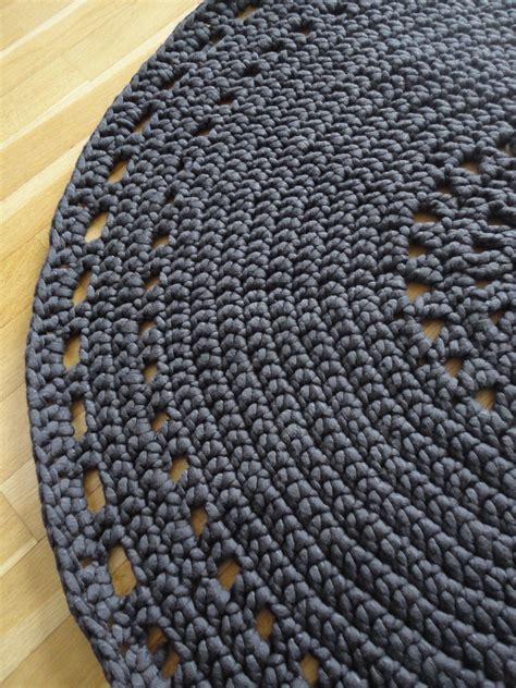 modeles tapis crochet
