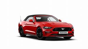 New Ford Mustang Convertible 5.0 V8 GT 2dr - Stoneacre