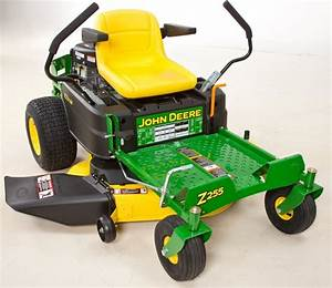 Manual For John Deere Z255 Mower