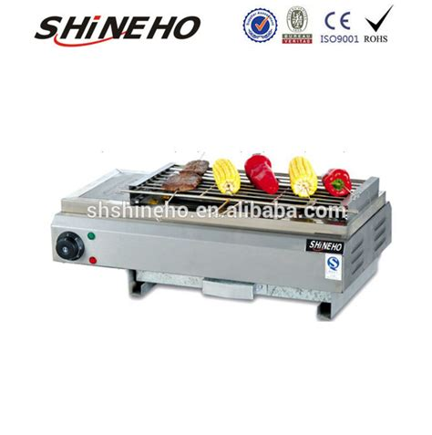 indoor gas grill w145 stainless steel outdoor and indoor barbecue gas grill view barbecue gas grill shineho