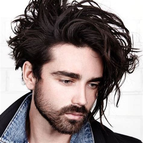 In this collection of the top 50 best long hairstyles for men you'll also find a handful of longer, medium length cuts. 19 Best Long Hairstyles For Men + Cool Haircuts For Long ...