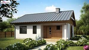 Projekt Domu Z78 Projekt Domu Parterowego Z Kuchni I