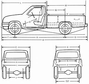 2000 Dodge Ram 2500 Frame Width