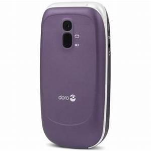 Tablette Senior Fnac : doro phoneeasy 607 sp cial seniors aubergine smartphone sous os propri taire acheter top ~ Melissatoandfro.com Idées de Décoration