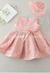 robe de mariã e pour enfants robe bébé fille poudrée dentelle