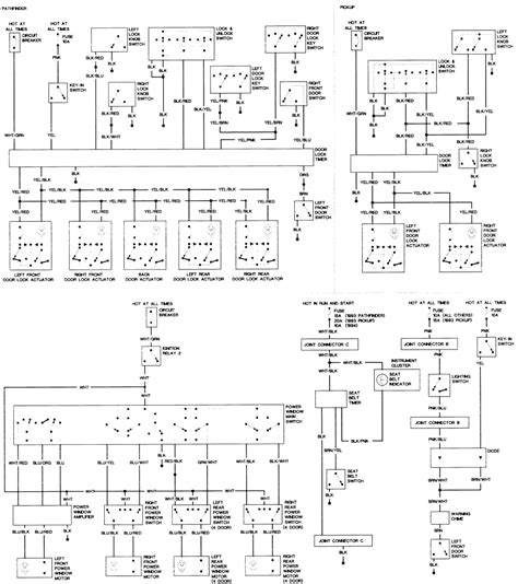91 Nissan Wiring Diagram Light by 93 D21 Nissan Block Smoke The Wiring Harness And Im