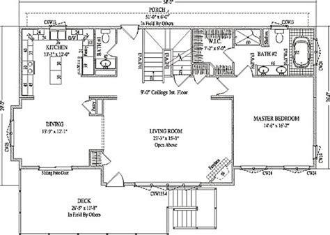 Evanston by Wardcraft Homes Two Story Floorplan