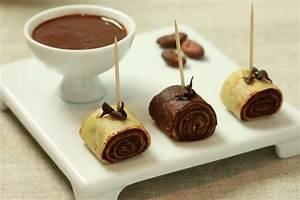 Nutella Maison Recette : recette de cr pes roul es au nutella maison facile et rapide ~ Nature-et-papiers.com Idées de Décoration