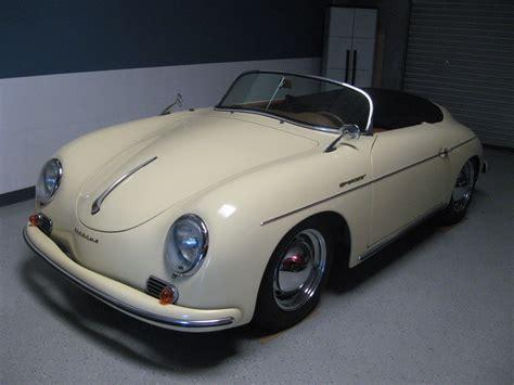 1957 Porsche Speedster Replica by 1957 Porsche Speedster Replica Sold 1957 Porsche