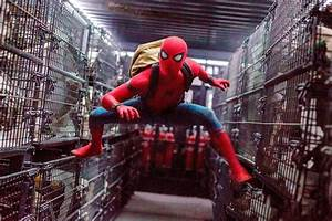 Hd Wallpaper Spider Man Homecoming