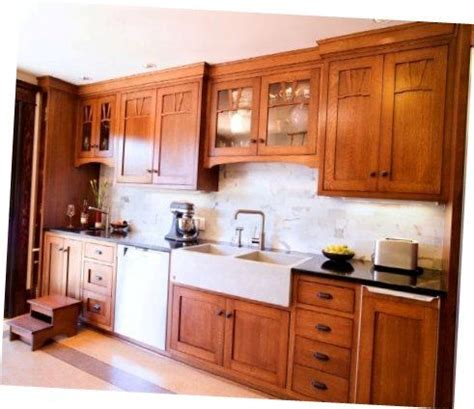 Hanging Kitchen Cabinets by Kitchen Cabinets Hanging Wall Mission Kitchen Cabinets Oak