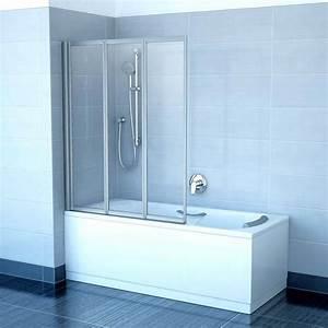 pare baignoire 3 volets repliables plusdeplacefr With peinture pour baignoire et lavabo