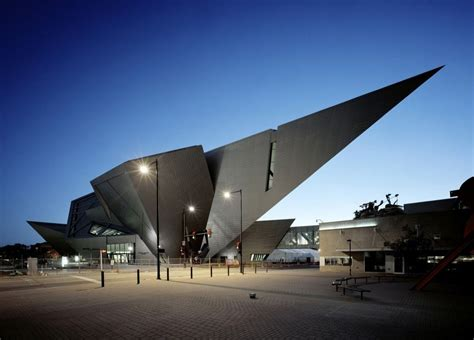 15 Museums Famous For Their Unconventional Architecture