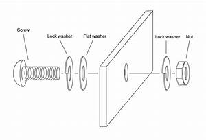 28 How To Use Lock Washers Diagram