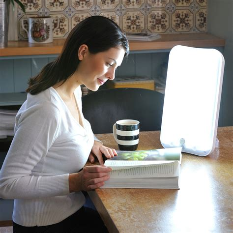 led light therapy for depression a light against the winter blues study read write