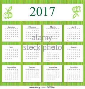2017 September Calendar Design